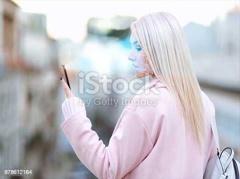 851960142istockphoto Innovations and technology biometric verification and face detection 978612164