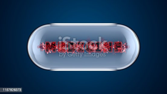 istock Innovations in medicine Abstract Molecular Structure 1157826373