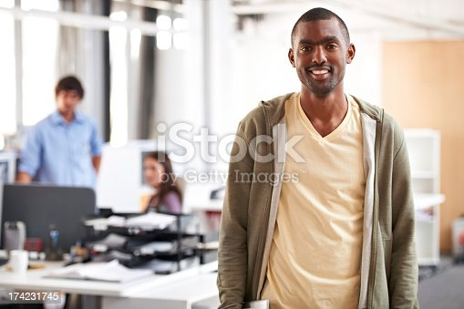 495827884 istock photo Innovative and ambitious 174231745