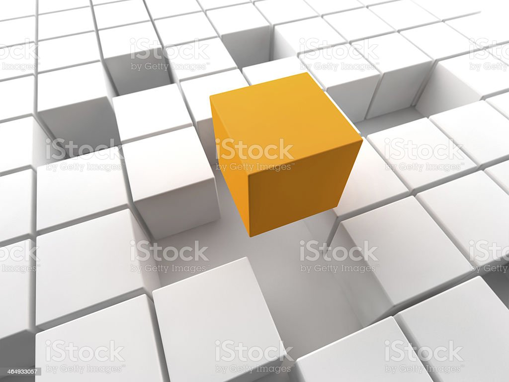 innovative element stock photo