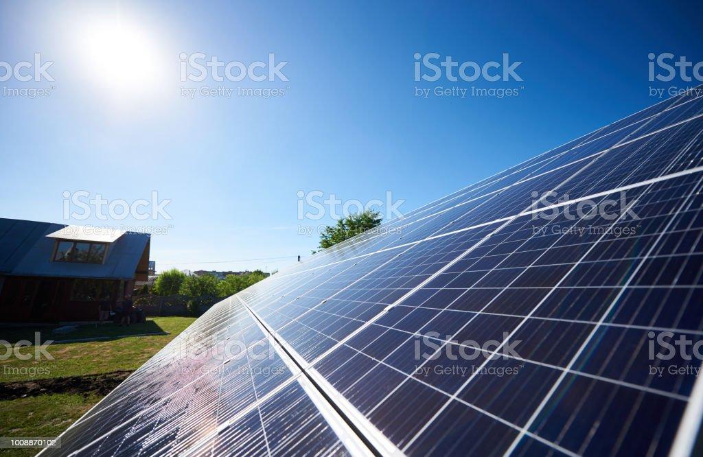 Solar cell innovation