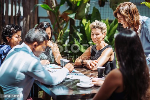 istock Innovative solutions to overcome the existing problems in business 942313422