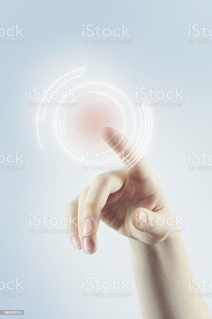 innovative technologies royalty-free stock photo