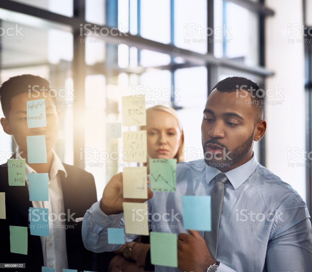 Innovative young minds royalty-free stock photo