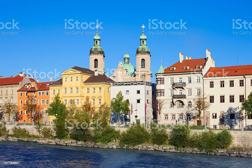 Innsbruck, Austria royalty-free stock photo