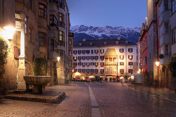 Innsbruck, Österreich – Foto