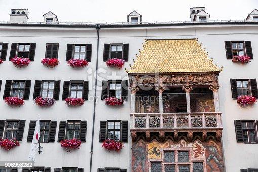 istock Innsbruck, Austria 908953282