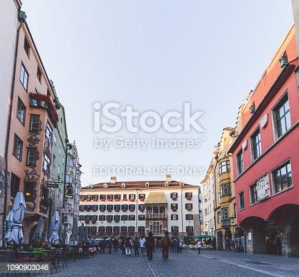1090903152istockphoto Innsbruck 1090903046