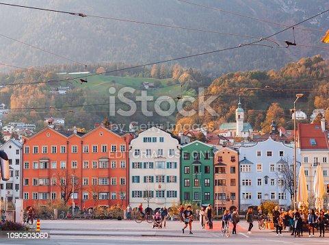 1090903152istockphoto Innsbruck 1090903060