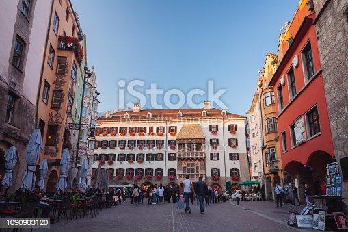 1090903152istockphoto Innsbruck 1090903120