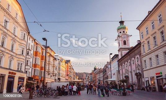 1090903152istockphoto Innsbruck 1090903134