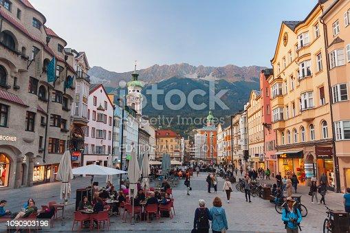 1090903152istockphoto Innsbruck 1090903196