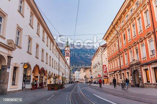 1090903152istockphoto Innsbruck 1090903210