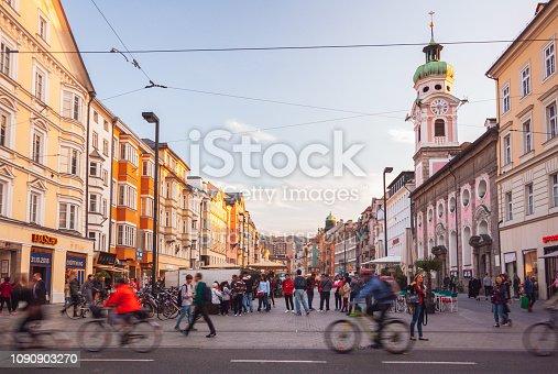 1090903152istockphoto Innsbruck 1090903270