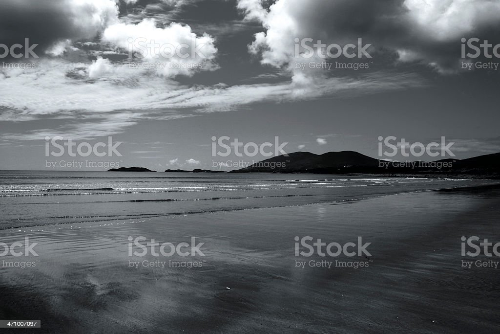 Inny Strand stock photo