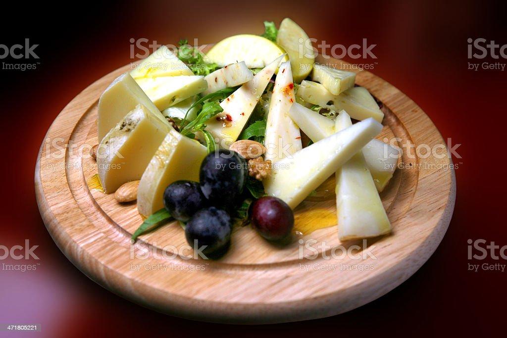 insalata mista royalty-free stock photo