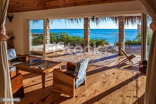istock Inside a luxurious suite 875928490