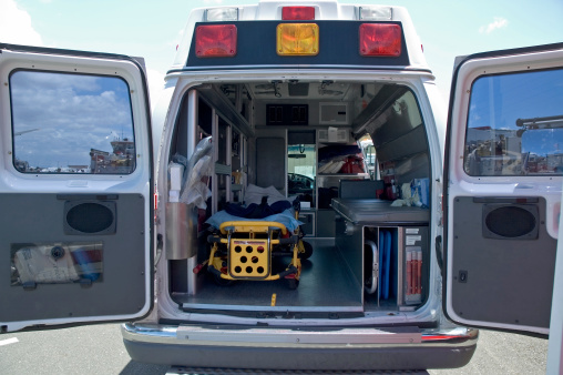 Emergency response stock photos