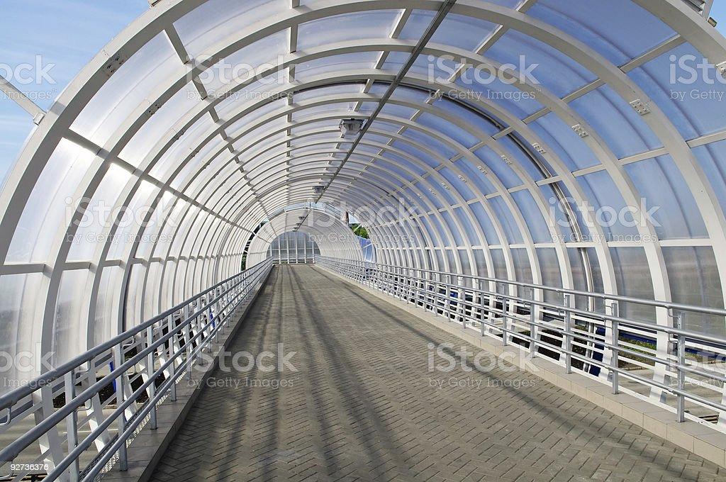 Innen-Brücke Lizenzfreies stock-foto