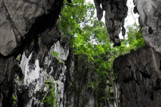 Inside of Batu Caves temple. Kuala Lumpur, Malaysia. Famous national landmark Inside of Batu Caves temple. Kuala Lumpur, Malaysia. Famous cavern national landmark kuala lumpur batu caves stock pictures, royalty-free photos & images
