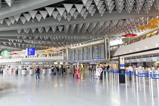 Info Flughafen Frankfurt