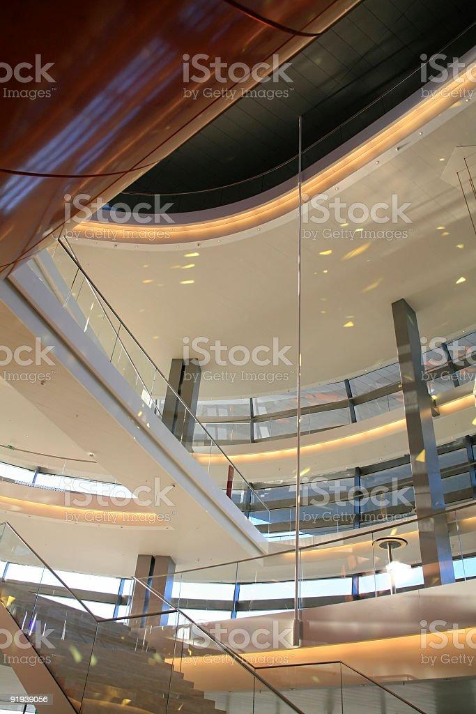 Inside Opera #1 stock photo