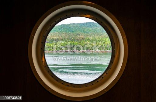 istock Inside Passage, British Columbia, Canada 1296733601
