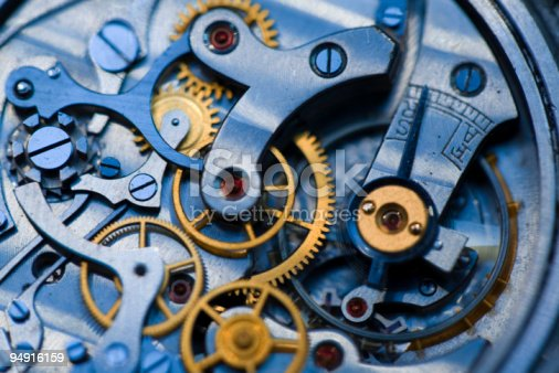Gears and rubies inside an antique watch. Other images in: http://i227.photobucket.com/albums/dd10/sdeinobili/time.jpg