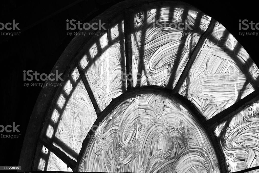 Inside the Clock Tower IV royalty-free stock photo