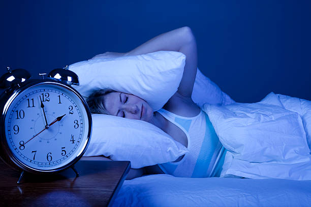 Insomnia  inconvenience stock pictures, royalty-free photos & images