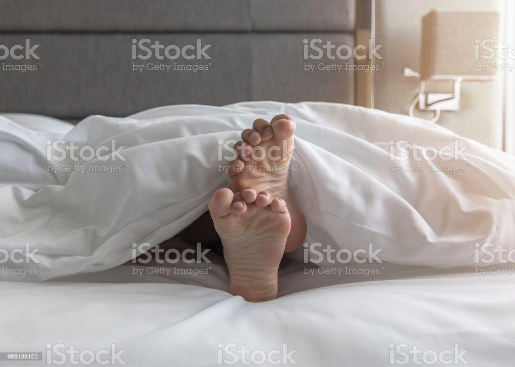 insomnie trouble de sommeil journee mondiale du sommeil et coucher confort concept de