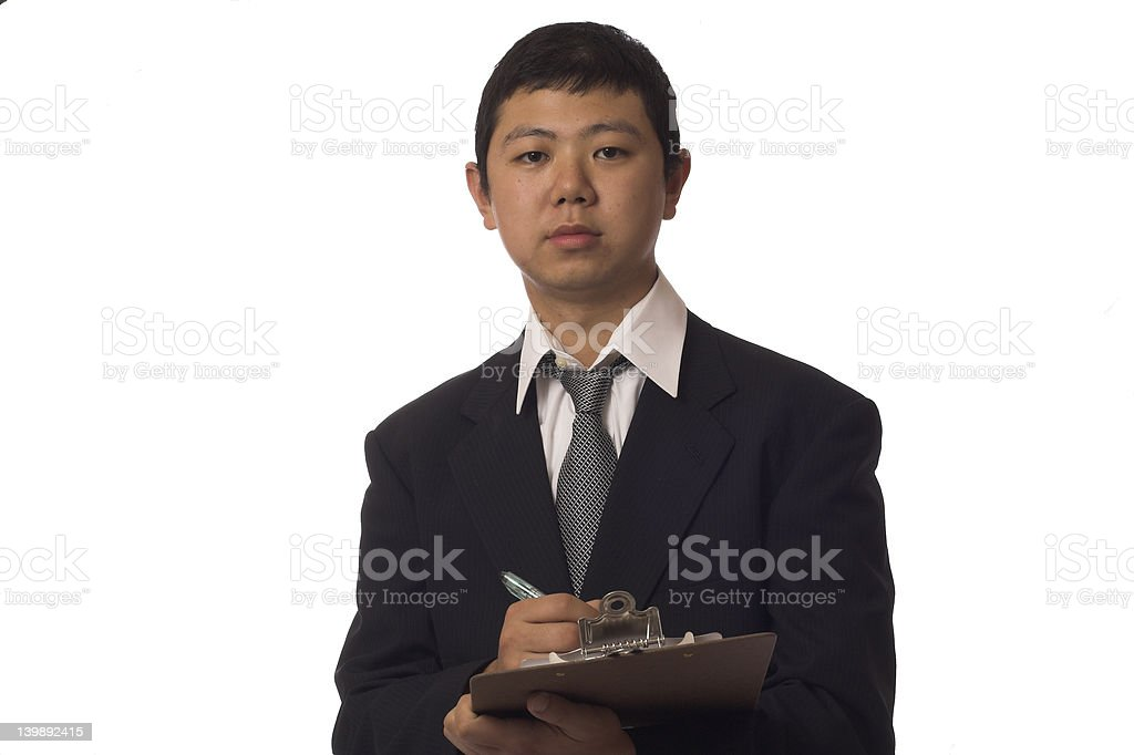 Inspection royalty-free stock photo