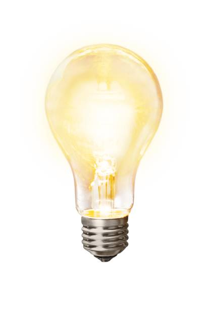 inspiration. - light bulb stock pictures, royalty-free photos & images