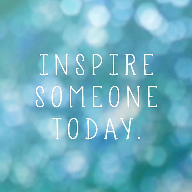 inspirierende zitate auf bokeh hellen hintergrund - mentor zitate stock-fotos und bilder