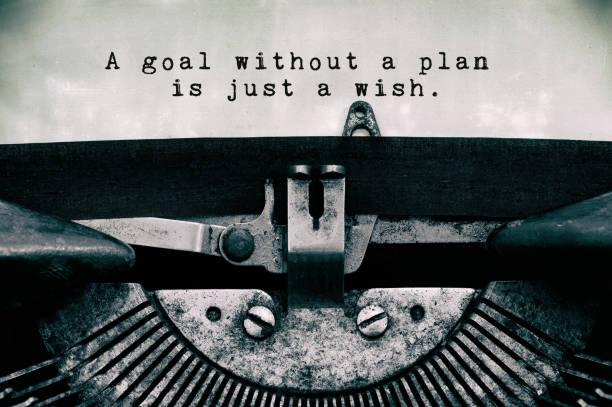 Inspirational Quotes stock photo