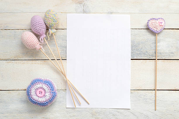 Inspirational white card with some crochet handmade decoration picture id475970070?b=1&k=6&m=475970070&s=612x612&w=0&h=az0hnf gljqs9tpmr 9cilafm2tn9pjahjmf8voyvlw=