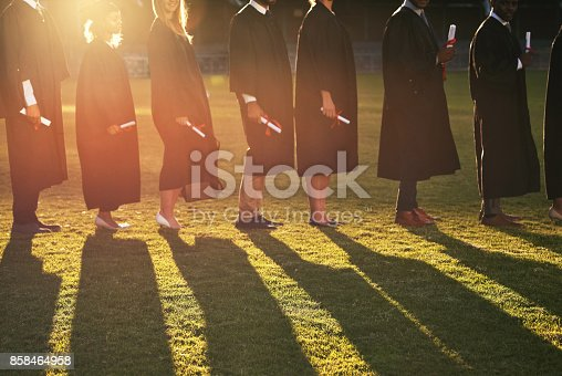 istock Inspire other to follow in your footsteps 858464958