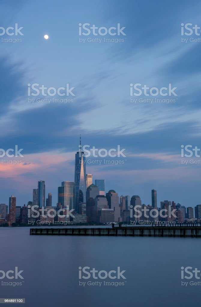 Inspired by clouds royalty-free stock photo