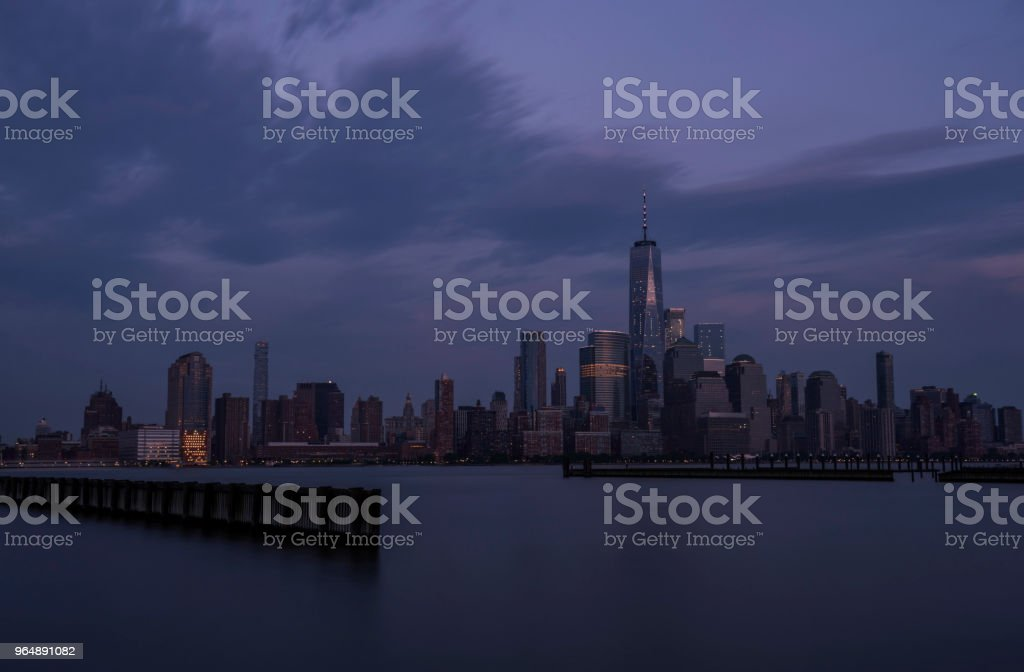 Inspired by the city life royalty-free stock photo