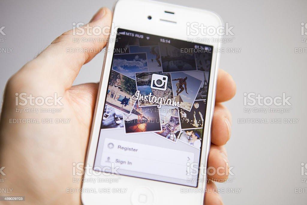 Instagram – zdjęcie