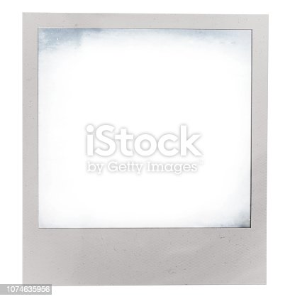 1183352589 istock photo instant photo frame, just blend in your content 1074635956