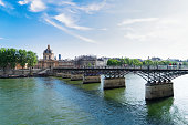 Institut de France and Pont des Arts, Paris