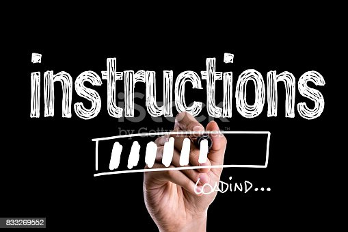 istock Instructions 833269552