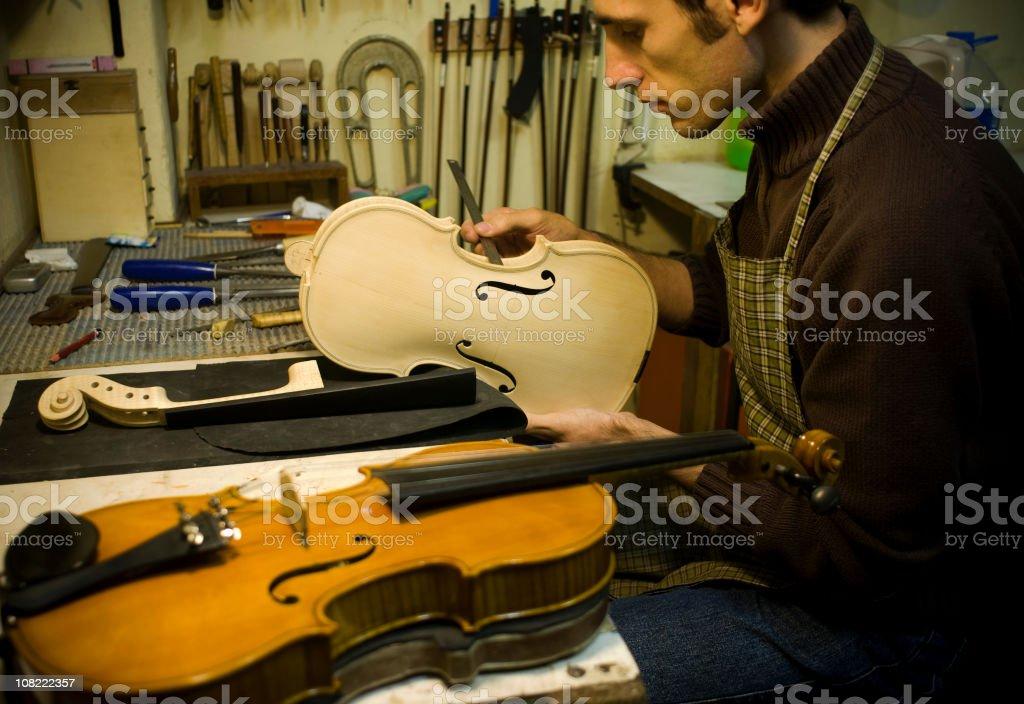 Instrument Designer royalty-free stock photo