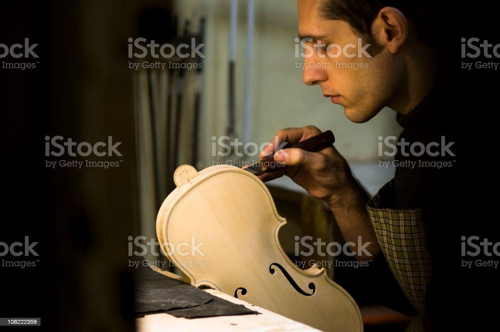 Instrument Designer stock photo
