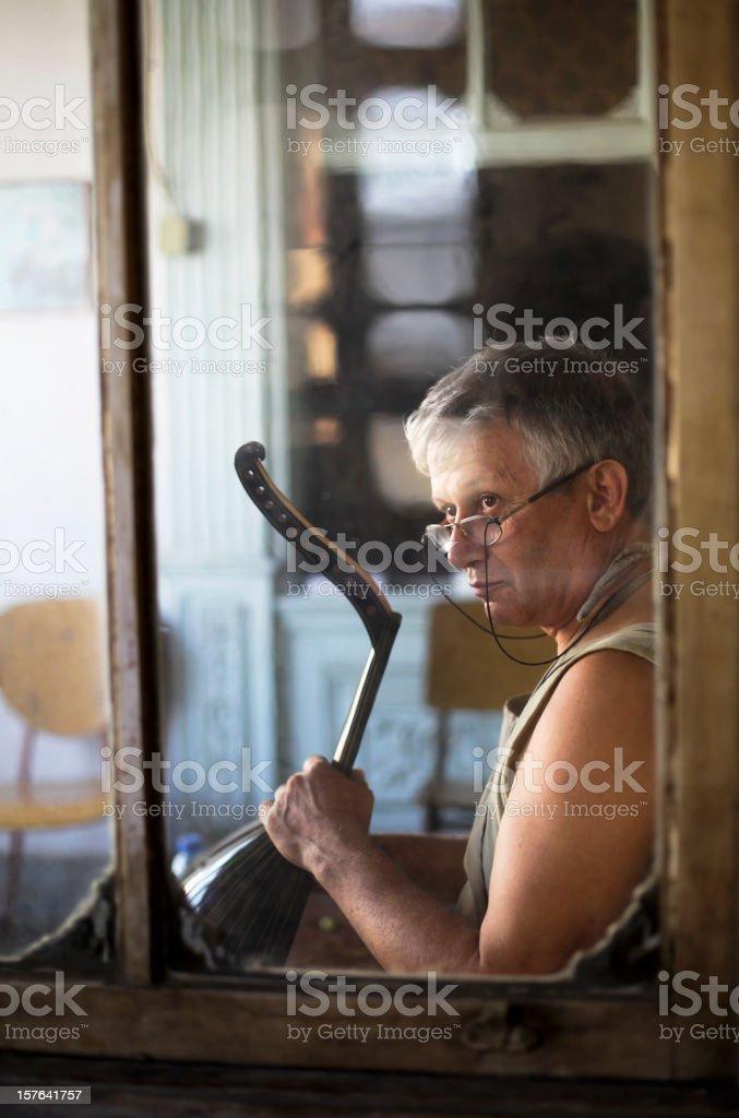 Instrument Maker's Studio royalty-free stock photo
