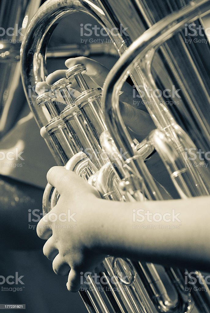 Instrument royalty-free stock photo