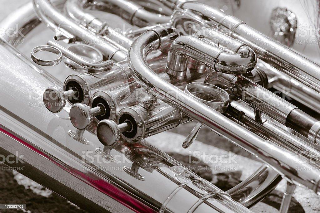Instrument stock photo