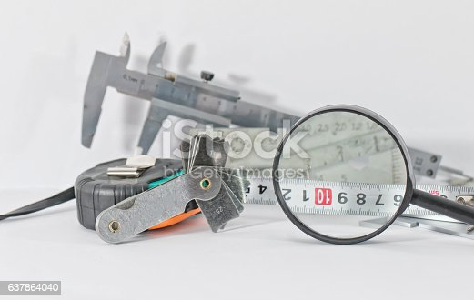 istock instruments necessary for conducting visual and measuring contro 637864040