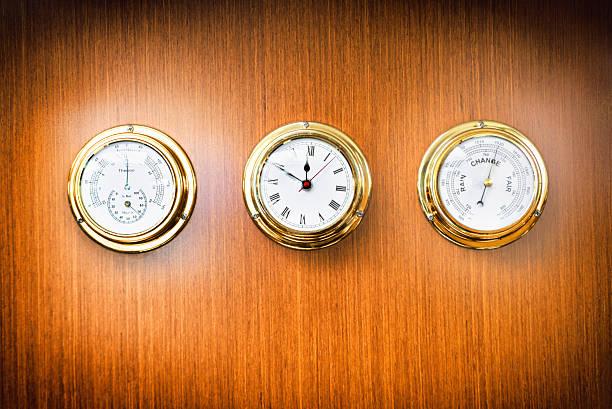 instruments - barometer bildbanksfoton och bilder